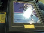 LAWRENCE TAYLOR AUTOGRAPHED PICTURE